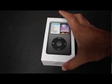 ipod unboxing - What up peeps so here's an iPod Classic 160GB Unboxing been using an iPod Touch 2G for 4 years now and just had the erge to change to something that is main ...