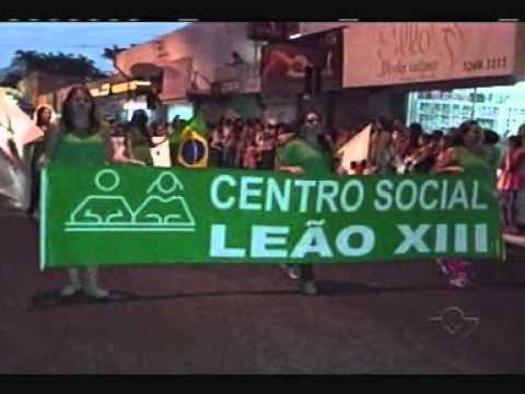 900 pessoas participaram do Desfile de 7 de setembro em Ituiutaba