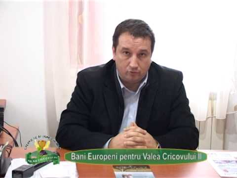 Reportaj VP TV – GAL Valea Cricovului II – 26 noiembrie 2014