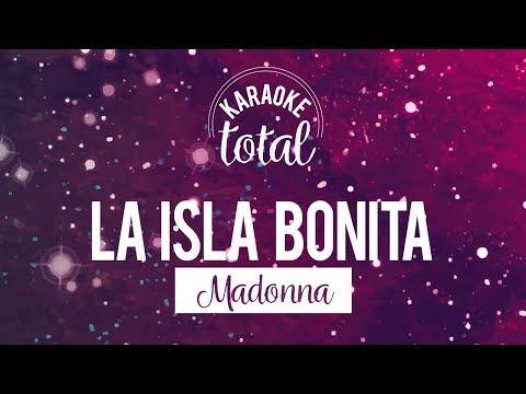 La Isla Bonita - Madonna - Karaoke con Coros