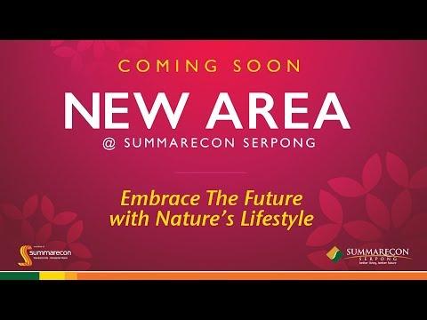 New Area Summarecon Serpong