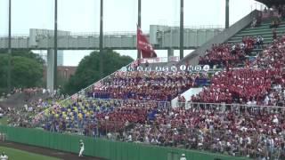 【高音質☆美爆音】習志野ブラバン応援2016新曲 ロックン☆チュバ