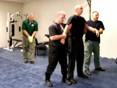 Athol Police Taser Training