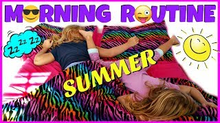 Magic Box Toys Collector presents: Summer Morning Routine. Yuppie! The school is over so we can enjoy our mornings! Today we will show you how one of our summer mornings looks like! Please tell us about your summer and your summer morning routine! Hope you will like ours! Please enjoy the show!  Thank you again for visiting and please don't forget to share this video with your friends and family : )SUBSCRIBE BUTTON:http://www.youtube.com/c/MagicBoxToysCollectorSurpriseToysSurpriseEggsPlayDohOrbeezHere are our other videos:SHOPKINS SURPRISE EGGS Shopkins Season 4 Sweet Spot Gumball Machinehttps://youtu.be/8zMECGvTPbYBIGGEST SURPRISE EGG Ever! Surprise Toys Eggs Shopkins My Little Pony Doc McStuffins Palace Petshttps://youtu.be/FNLljRlyyvoSURPRISE TOYS GIANT BALLOON POP GIVEAWAY WINNERS ANNOUNCEMENThttps://youtu.be/f02dWmqYwnkBABY ALIVE Snackin' Lily Baby Doll Eats Play-Doh Baby Alive Doll Picnic Brushy Brushy Baby Dollhttps://youtu.be/uxG9NP66IZEDOC McSTUFFINS Pet Vet New Toys Make Me Better Playset Hallie Gets a Color Changing Casthttps://youtu.be/qZ187FqMQWMSHOPKINS SEASON 4 12-Pack Shopkins Season 4 5-Pack Shopkins Season 4 Blind Basketshttps://youtu.be/tIGh0q2fCnkSOFIA THE FIRST Royal Family New Outfits SOFIA THE FIRST Royal Carriage * Carrosse Royalhttps://youtu.be/p9g67lam550MY LIFE AS a School Girl Doll * My Life as a Pop Star Play Set and Accesorieshttps://youtu.be/vPmz1Qfk5QILalaloopsy Girls Candle Slice O'Cake Frosting Dough Decorating Craft Doll * Style'N'Swap Dollhttps://youtu.be/HJTSlOpV6q4BABY ALIVE Better Now Baby Doll Goes to the Doctorhttps://youtu.be/__Bqnt72rU8MY LITTLE PONY POP FLUTTERSHY COTTAGE  My Little Pony RARITY DRESS SHOPhttps://youtu.be/BU3mhXRd0GESOFIA THE FIRST SURPRISE BACKPACK Sofia the First Shopkins My Little Pony Frozen Palace Petshttps://youtu.be/ZYytCIL9b4kBARBIE ORBEEZ SPA SALON STYLE BARBIE ENDLESS HAIR KINGDOM *Shopkins Season 4 Blind Basketshttps://youtu.be/AgyykfXmFigGiant Balloons Surprise Toys Challenge Pop Shopkins Season