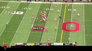 Braxton Miller vs Iowa (2013)