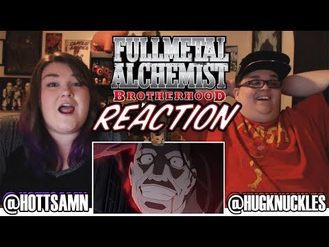 Fullmetal Alchemist: Brotherhood Episode 1 Reaction!!