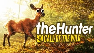 TheHunter: Call of the Wild Beta Gameplay - Tracking and Hunting! - The Hunter: Call of the Wild