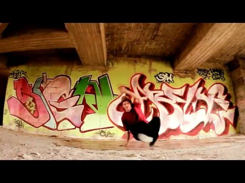 BREAKERHOLICS Video DubSteap Bboy Dance 2