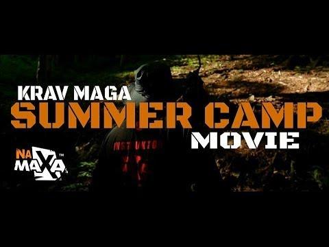 Summer Camp Krav Maga NA MAXA