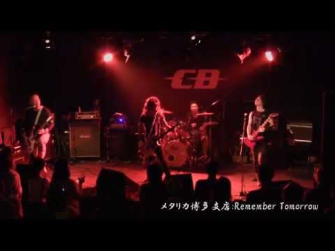 Metallica:Remember Tomorrow(and Ozzy) (Metallica Tribute Band:メタリカ博多支店)