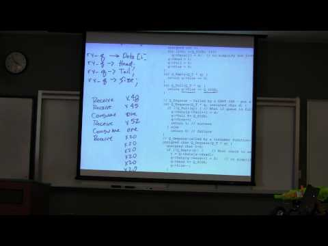 Embedded Systems Course - Lecture 15: Serial Communication Examples - Part 2