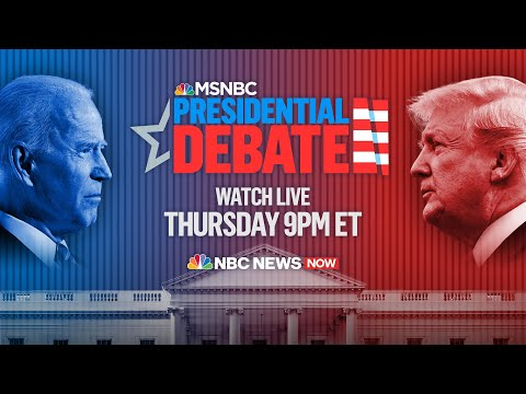 Watch: Final Presidential Debate Of The 2020 Election | MSNBC