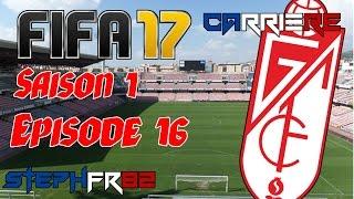 Video FIFA 17 - Grenade FC - Saison 1 Episode 16 - Carrière Manager - FR PC MP3, 3GP, MP4, WEBM, AVI, FLV Juli 2017