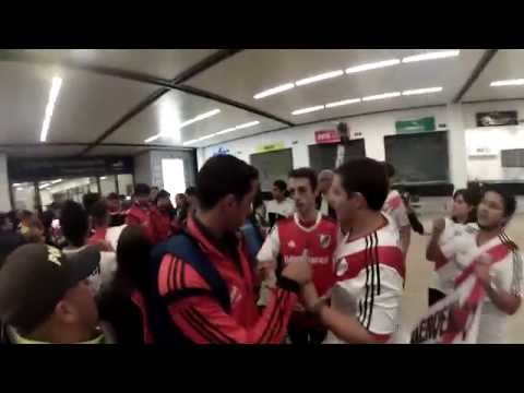 Así llegó River a Medellín