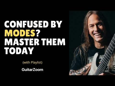Steve Stine - Confused by Modes?