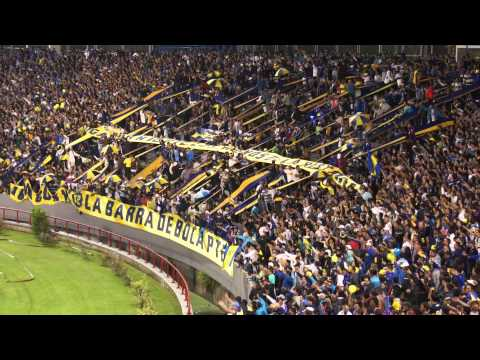 LaMitadMas1 Verano Boca vs riBer Nunca hicimos amistades - La 12 - Boca Juniors