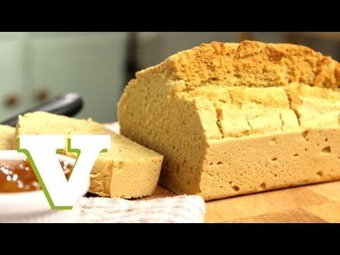 Gluten Free Chickpea Bread: Food For All S02E6/8