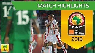 Zambia - Tunisia (1-2)  Résumé du match - Groupe B  Match highlights - Group B Orange Africa Cup of Nations, EQUATORIAL...