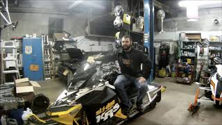 8. 2018 New Snowmobile Evaluation