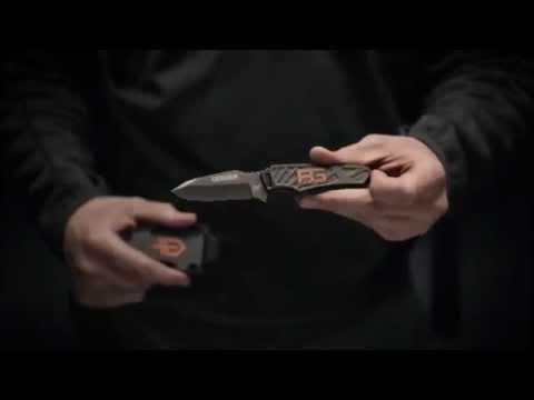 Відеоогляд ножа Gerber Bear Grylls Ultra Compact Knife