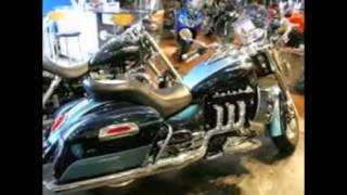7. 2015 Triumph Rocket iii touring First Look New Model in Slide Show Review Price Specs