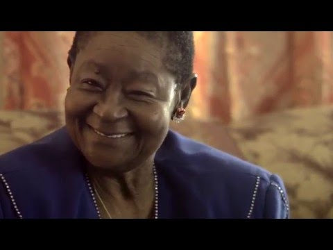 Introducing Calypso Rose, Queen of Calypso for 40 years !