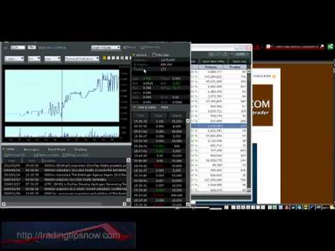 My Day Trading Tool part 2