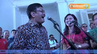 Video 15 Okt 2017 Pelepasan Bapak Djarot Syaiful Hidayat sbg Gub Provinsi DKI Jakarta - Cam 1/3 MP3, 3GP, MP4, WEBM, AVI, FLV Oktober 2017