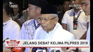 Video Ma'ruf Amin Bakal Beri Kejutan di Debat Final Pilpres 2019 MP3, 3GP, MP4, WEBM, AVI, FLV Juni 2019