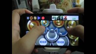 Video Closer - The Chainsmokers ft. Halsey ( Real Drum App Cover ) download in MP3, 3GP, MP4, WEBM, AVI, FLV Mei 2017