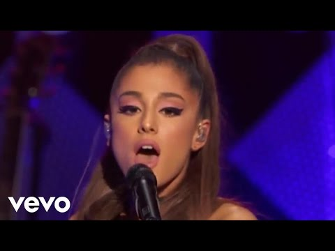 Ariana Grande - Be Alright HD (Live At The Z100's Jingle Ball 2016)