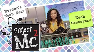 Video Project Mc² | Bryden Bandweth's Tech Beat: Technology Graveyard MP3, 3GP, MP4, WEBM, AVI, FLV Juli 2018
