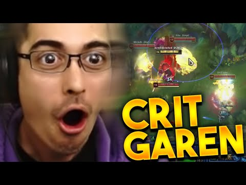 CRIT GAREN DOESN'T NEED CONQUEROR :-)