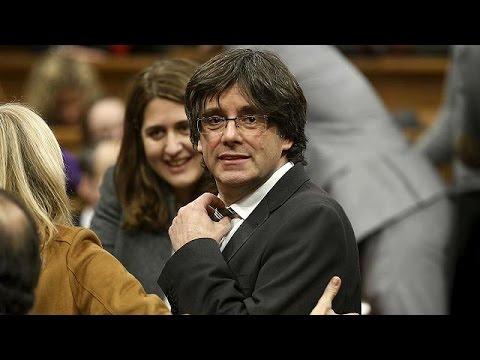 Καταλονία: Πρόεδρος ο Κάρλες Πουτζντεμόντ