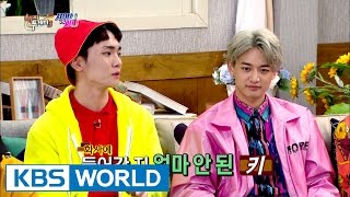 Video Key and Minho weren't good friends as trainee's? [Happy Together / 2016.10.27] MP3, 3GP, MP4, WEBM, AVI, FLV Juni 2018
