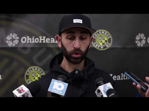 Video: SOUNDBYTE | Justin Meram wraps up 2018 with members of the media