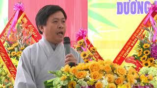Đại lễ khánh thành và công bố quyết định bổ nhiệm Trụ trì TVTL Hàm Rồng - Thanh Hóa