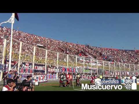 San Lorenzo 4-0 Belgrano Gol de Mercier. Este sentimiento es verdadero... - La Gloriosa Butteler - San Lorenzo