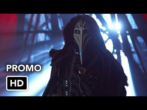 12 Monkeys Season 4 Teaser Promo (HD) Final Season