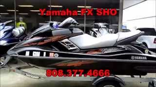 2. Yamaha FX SHO | Personal Watercraft | For Sale