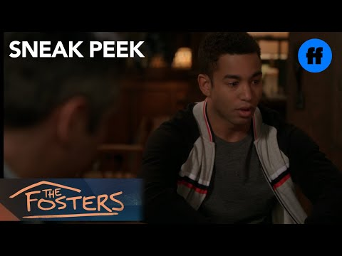 The Fosters 3.15 (Clip 'AJ Apologizes')