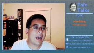 Tafo Talks: Mew2King the Gatekeeper
