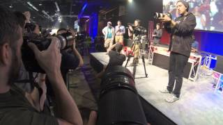 Smash victory at MLG Anaheim, a POV from the photo line