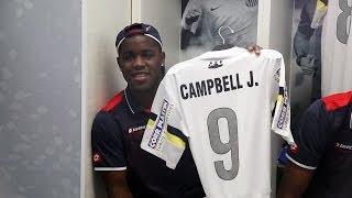 O Santos FC preparou uma surpresa para os jogadores da Seleção da Costa Rica. Quando os atletas chegaram para o treino da...