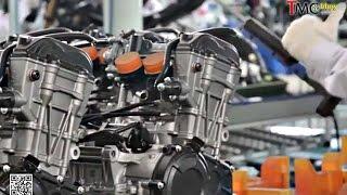 Video Proses Perakitan Honda CBR250RR MP3, 3GP, MP4, WEBM, AVI, FLV Juni 2017