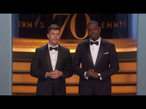 70th Emmy Awards: Opening Monologue