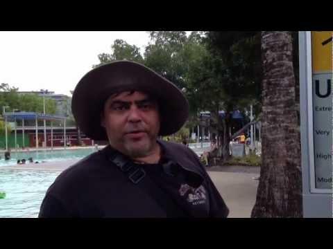 Piscinão na Austrália