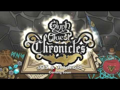 Glyph Quest Chronicles gameplay