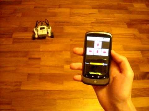Video of NXT Remote Control