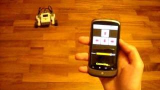 NXT Remote Control YouTube video